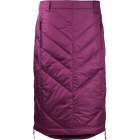 SKHoop W's Mina Mid Down Skirt Bordeaux